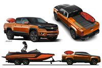 Chevrolet Colorado Nautique Concept