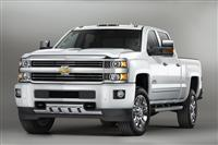 2015 Chevrolet Silverado High Country image.