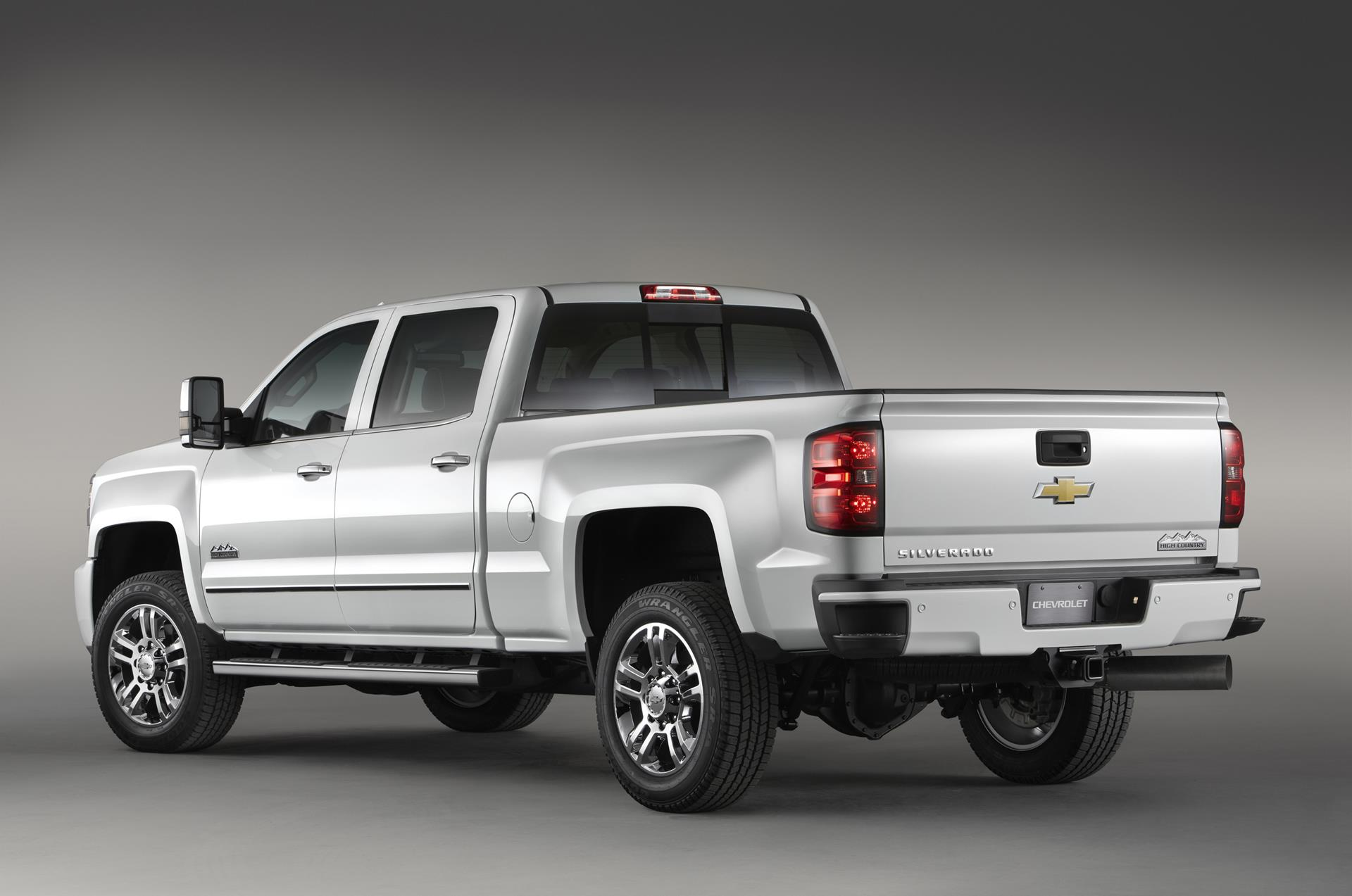 2018 Chevy Silverado >> 2015 Chevrolet Silverado HD Image. Photo 33 of 61