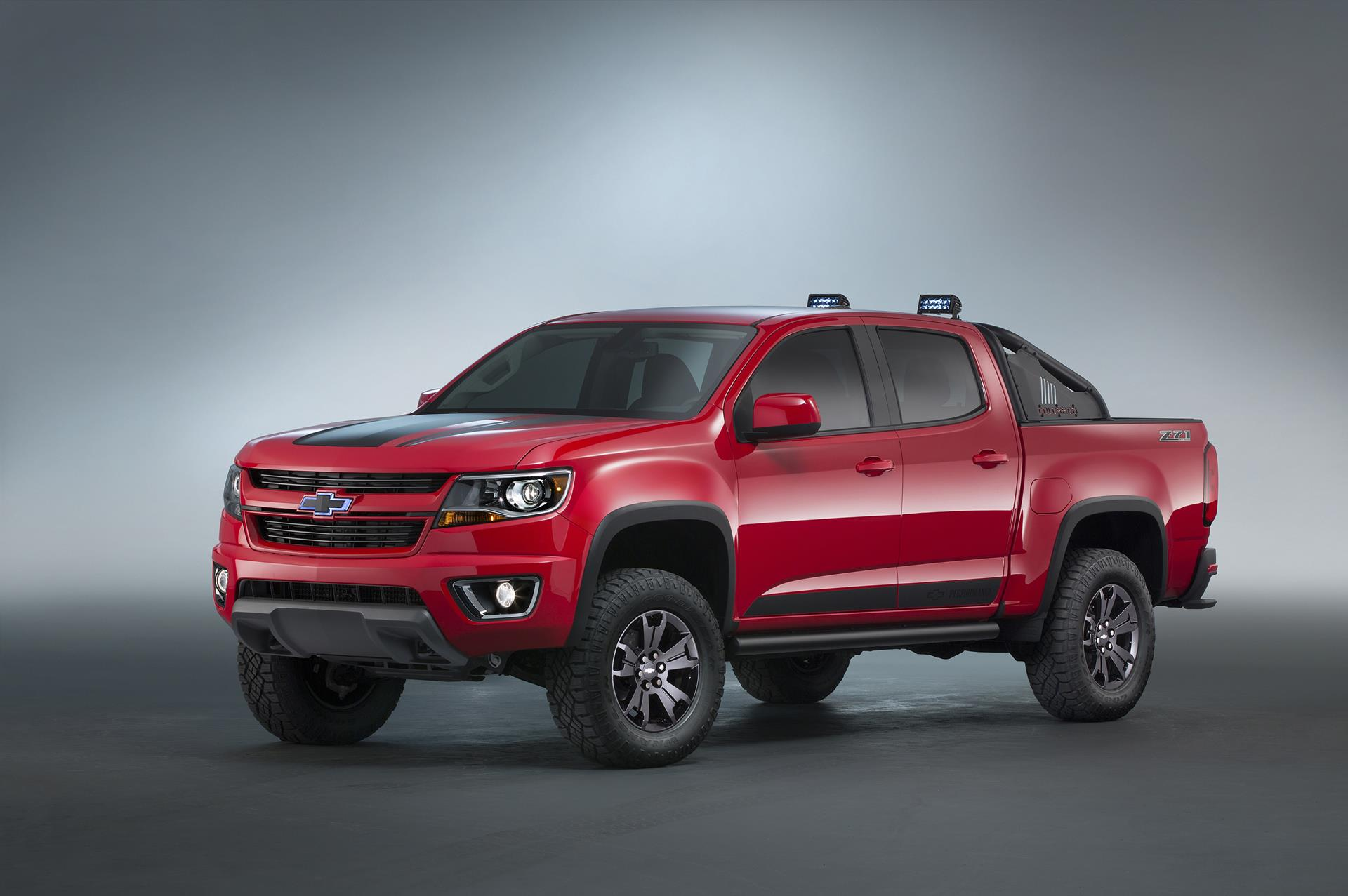 2016 Chevrolet Colorado Z71 Trail Boss 3 0 Technical And Mechanical Specifications