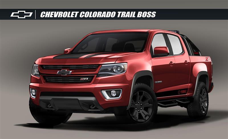 2016 Chevrolet Colorado Z71 Trail Boss 3 0