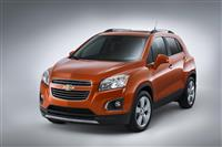 Chevrolet Trax Monthly Vehicle Sales