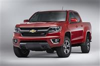 2016 Chevrolet Colorado image.