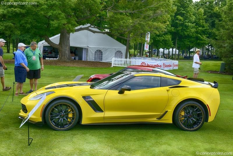 2016 corvette z06 c7.r edition specs
