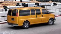 2016 Chevrolet Express Passenger Van image.