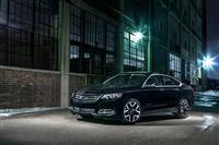 2016 Chevrolet Impala Midnight Edition image.