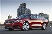 2016 Chevrolet Impala image.