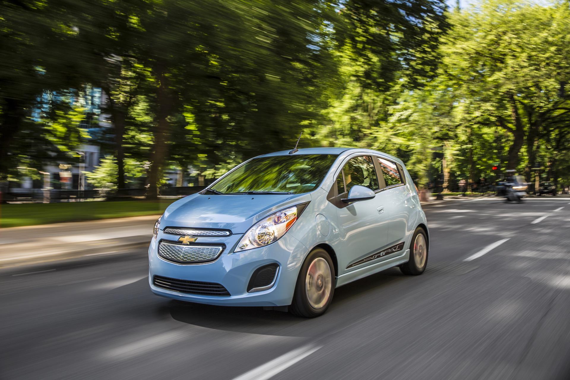 2016 Chevrolet Spark Ev News And Information Com