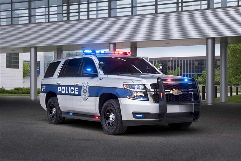 2016 Chevrolet Tahoe PPV News and Information