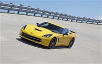Chevrolet Corvette Monthly Sales