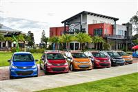 Chevrolet Bolt EV Monthly Vehicle Sales