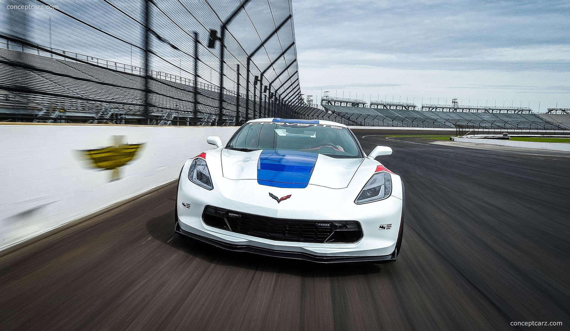 2017 Chevrolet Corvette Grand Sport Indy 500 Pace Car News And Information