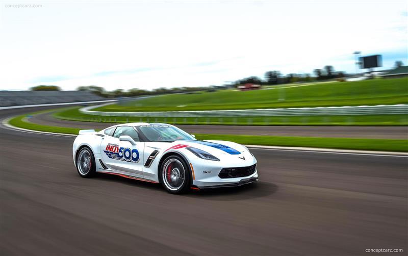 2017 Chevrolet Corvette Grand Sport Indy 500 Pace Car