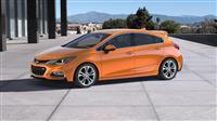 2017 Chevrolet Cruze Hatch image.