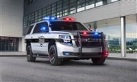 2018 Chevrolet Tahoe PPV image.