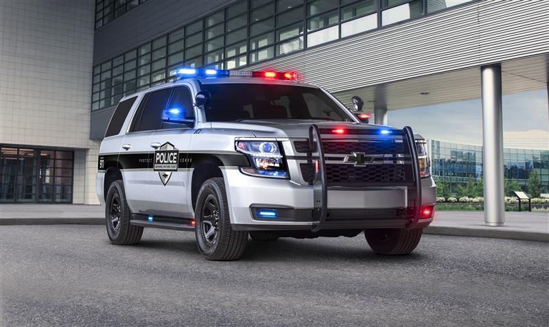 2018 Chevrolet Tahoe PPV pictures and wallpaper