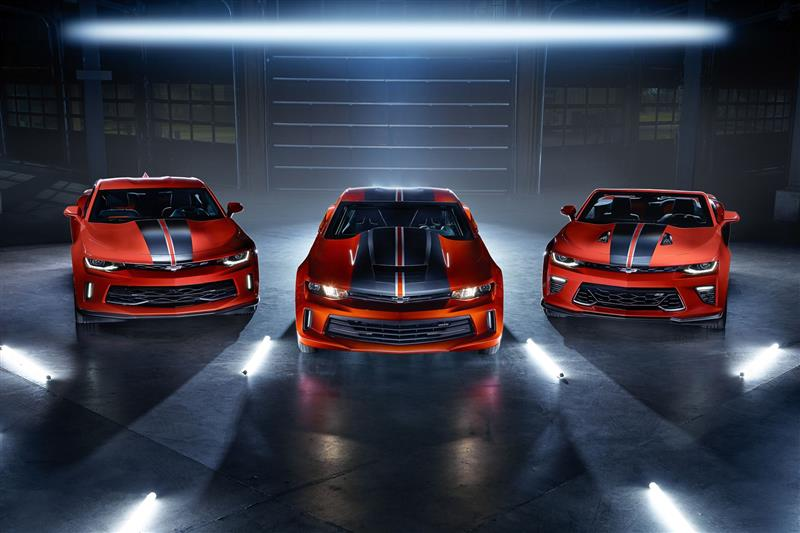 2018 Chevrolet Copo Camaro News And Information Research