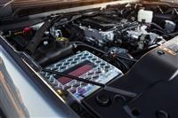 2017 Chevrolet Silverado Performance SEMA Concept