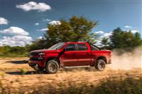 Popular 2018 Silverado RST Off Road Concept Wallpaper