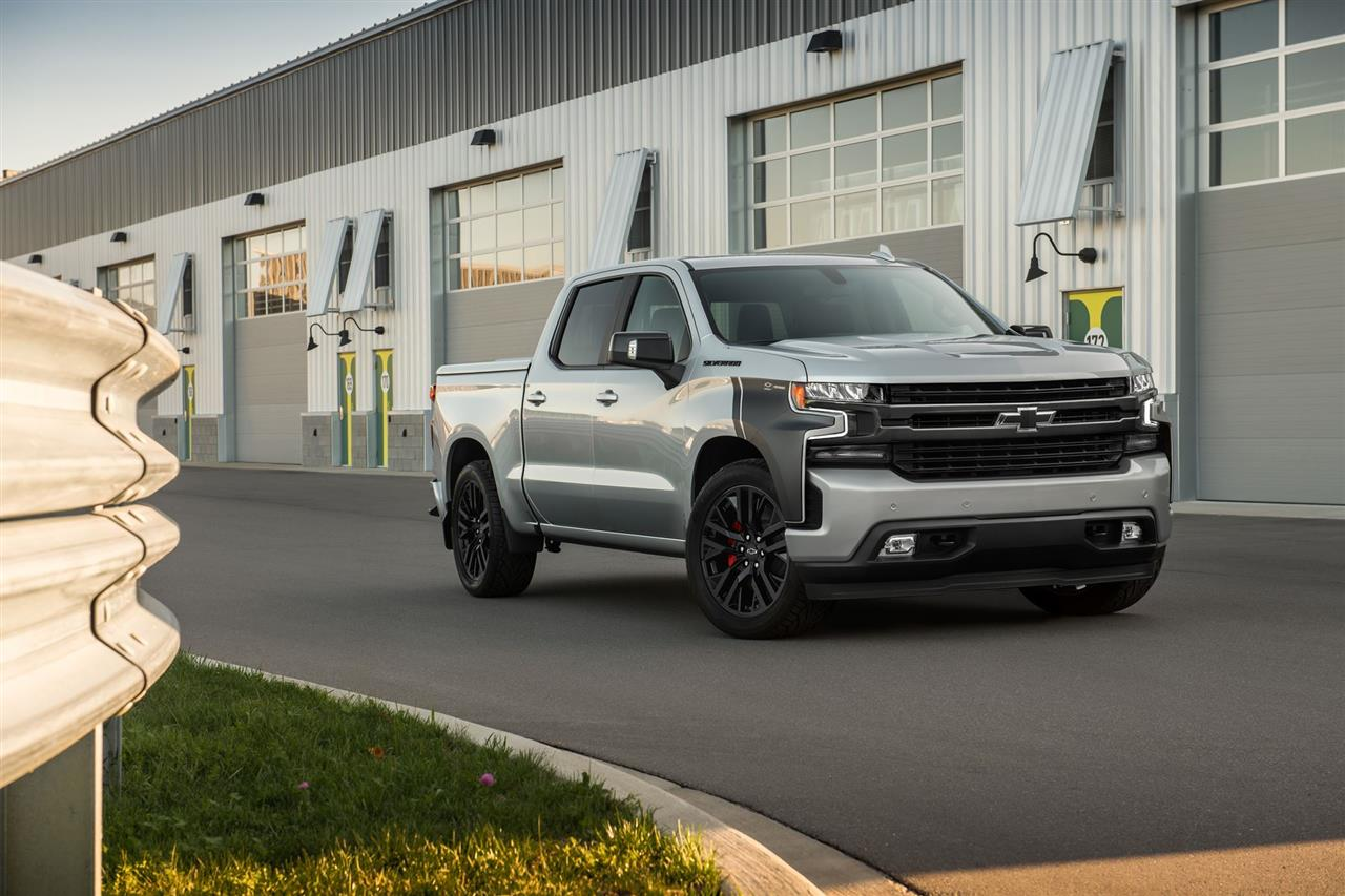 2018 Chevrolet Silverado RST Street Concept