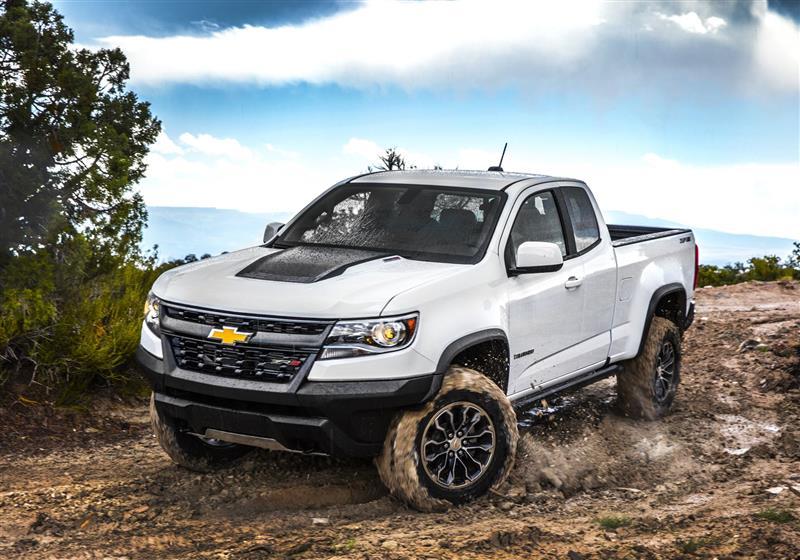 2018 Chevrolet Colorado ZR2 News and Information