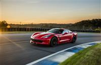 2018 Chevrolet Corvette GS image.