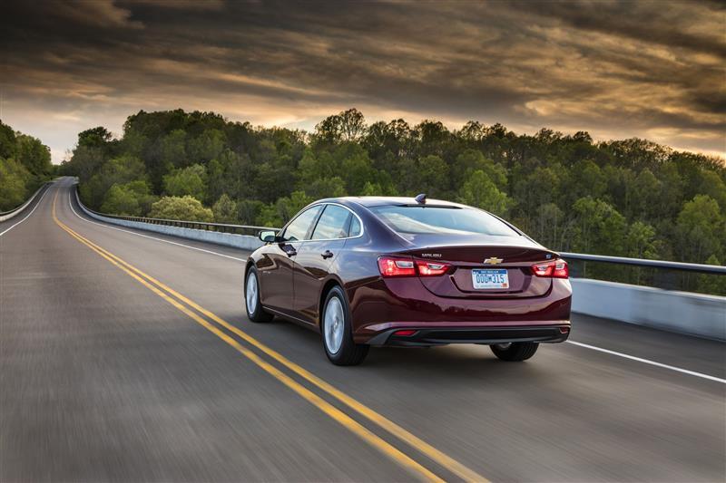 2018 Chevrolet Malibu Hybrid News And Information
