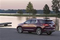 Chevrolet Traverse image.