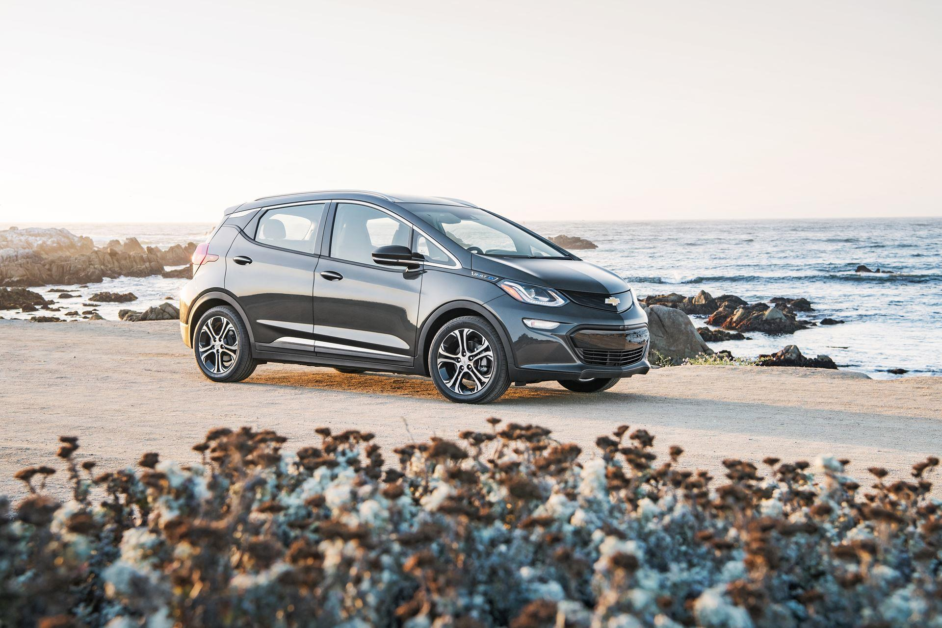 Chevrolet Bolt EV photo