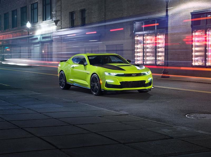 Chevrolet Camaro Shock pictures and wallpaper