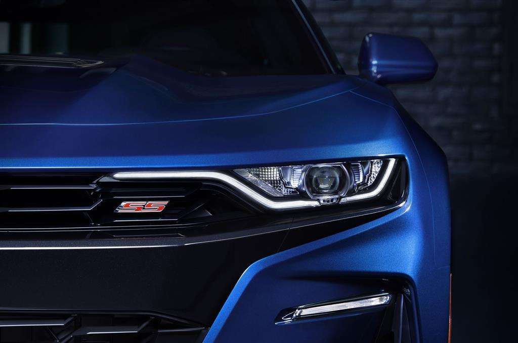 2019 Chevrolet Camaro Ss Wallpaper And Image Gallery