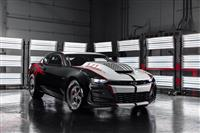Popular 2020 Chevrolet COPO Camaro John Force Edition Wallpaper