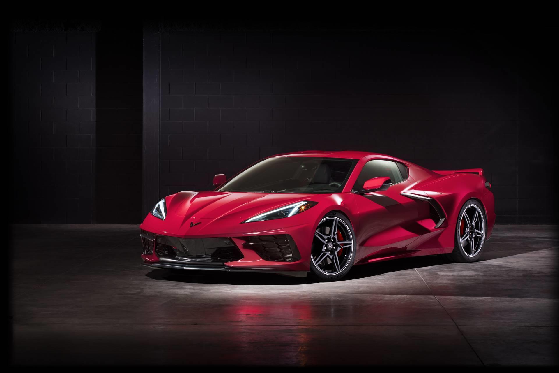 2020 Chevrolet Corvette Stingray technical and mechanical ...