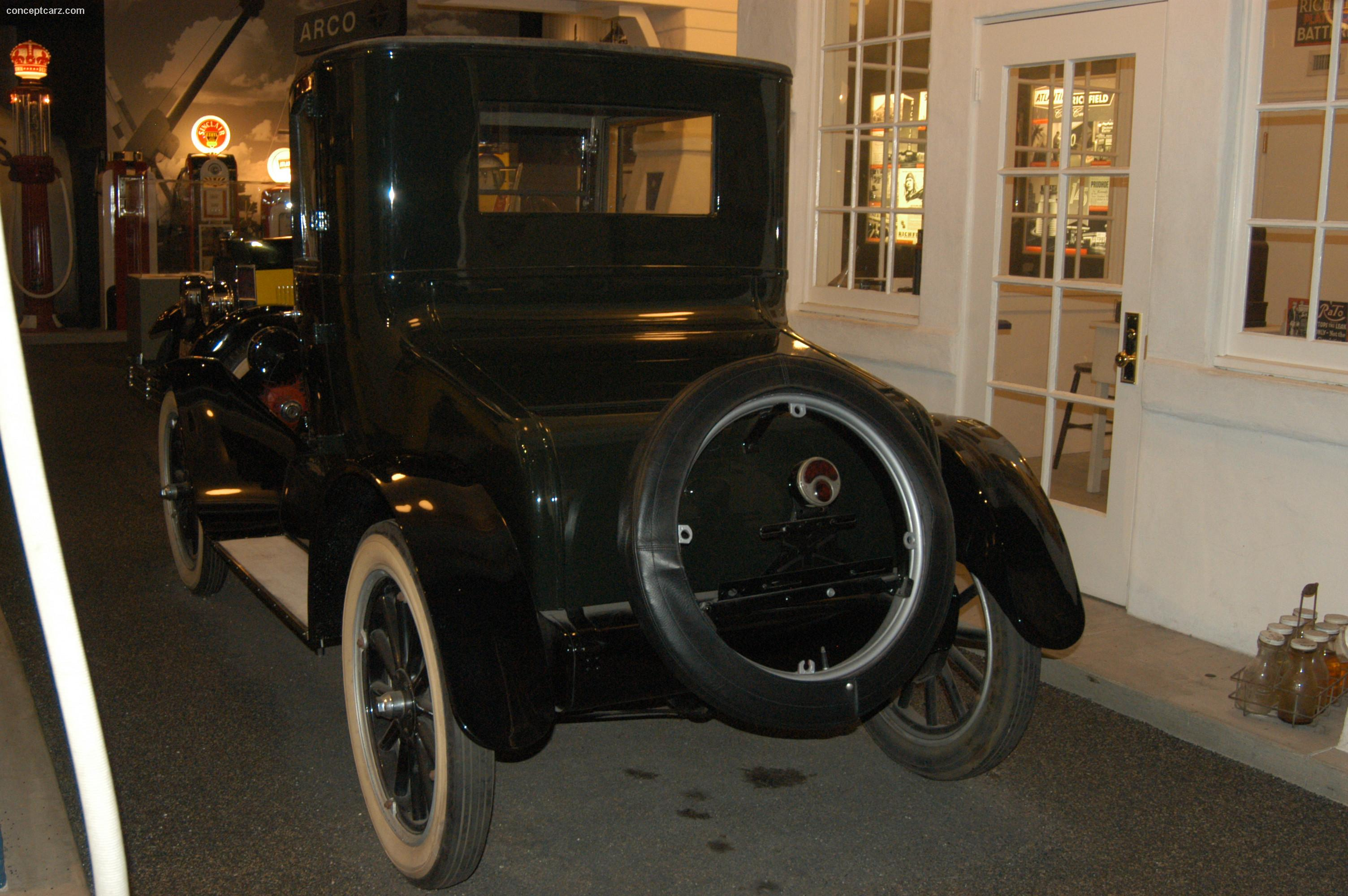 1922 Chevrolet Series 490 History, Pictures, Value ...