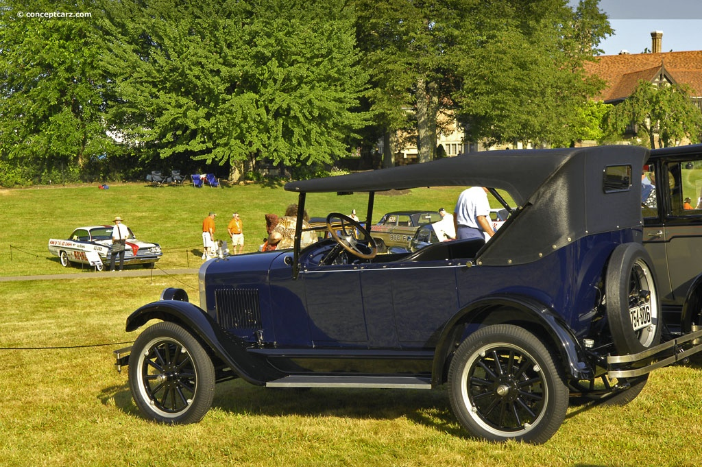 1925 Chevrolet Series K Superior Pictures History Value