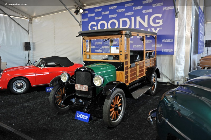 1927 Chevrolet Series AA