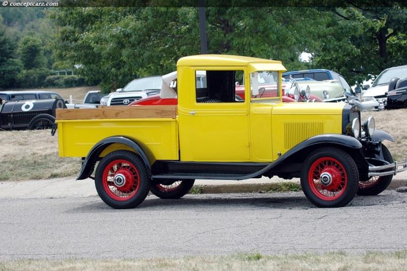 1931 Chevrolet 1/2 Ton Pickup