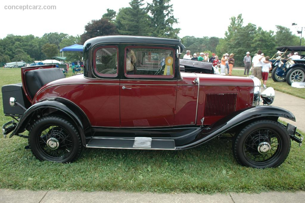 Auction Results and Sales Data for 1931 Chevrolet AE Independence
