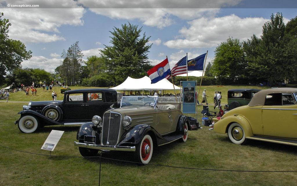 1934 Chevrolet Master DA | conceptcarz com