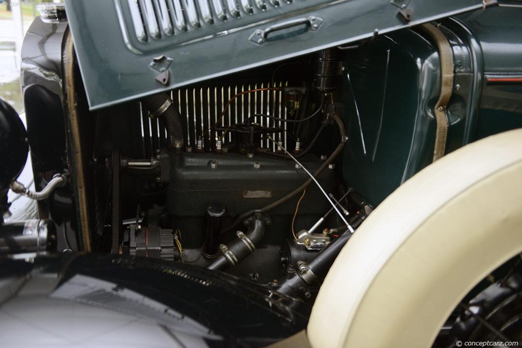 1934 Chevrolet Series DB Master