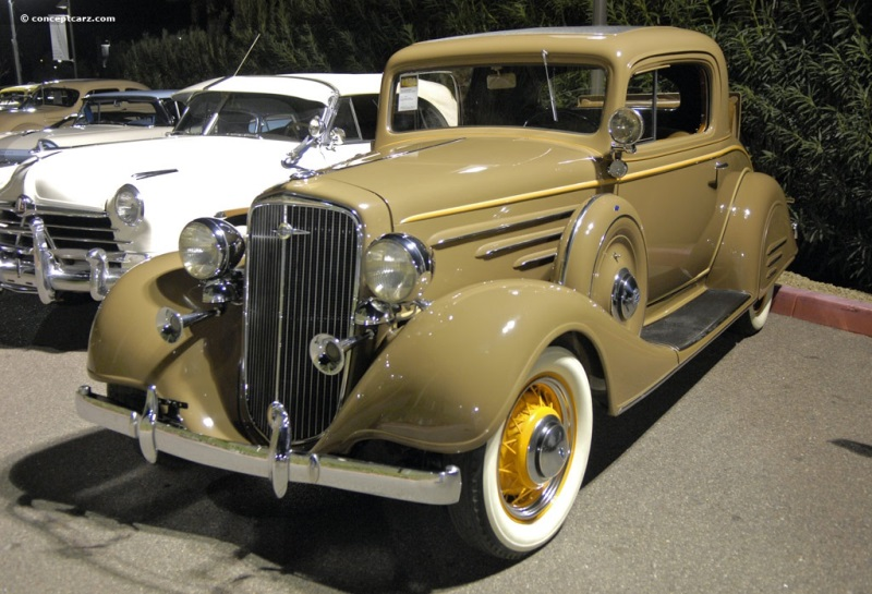 1934 Chevrolet Master DA Image  Chassis number 20448  Photo 1 of 14