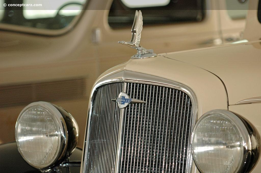 1935 Chevrolet Series EC