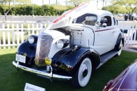 1937 Chevrolet Master Deluxe Series GA.  Chassis number 6GA11 6375