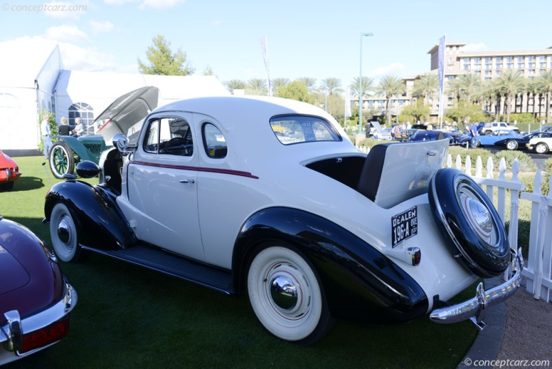 Chis 6GA11 6375. 1937 Chevrolet Master Deluxe Series GA chis ...