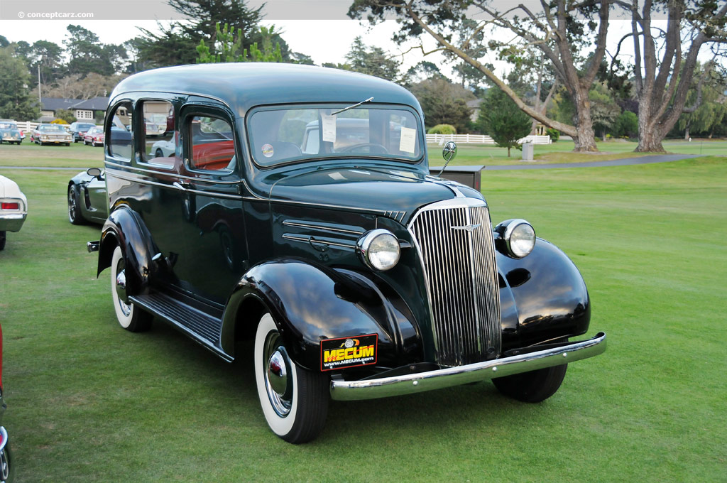 1940 Chevy Truck >> 1937 Chevrolet Suburban History, Pictures, Value, Auction Sales, Research and News