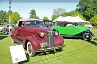 1938 Chevrolet Master Series HB