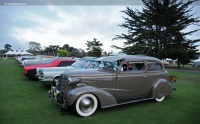 1938 Chevrolet Master Deluxe Series HA image.