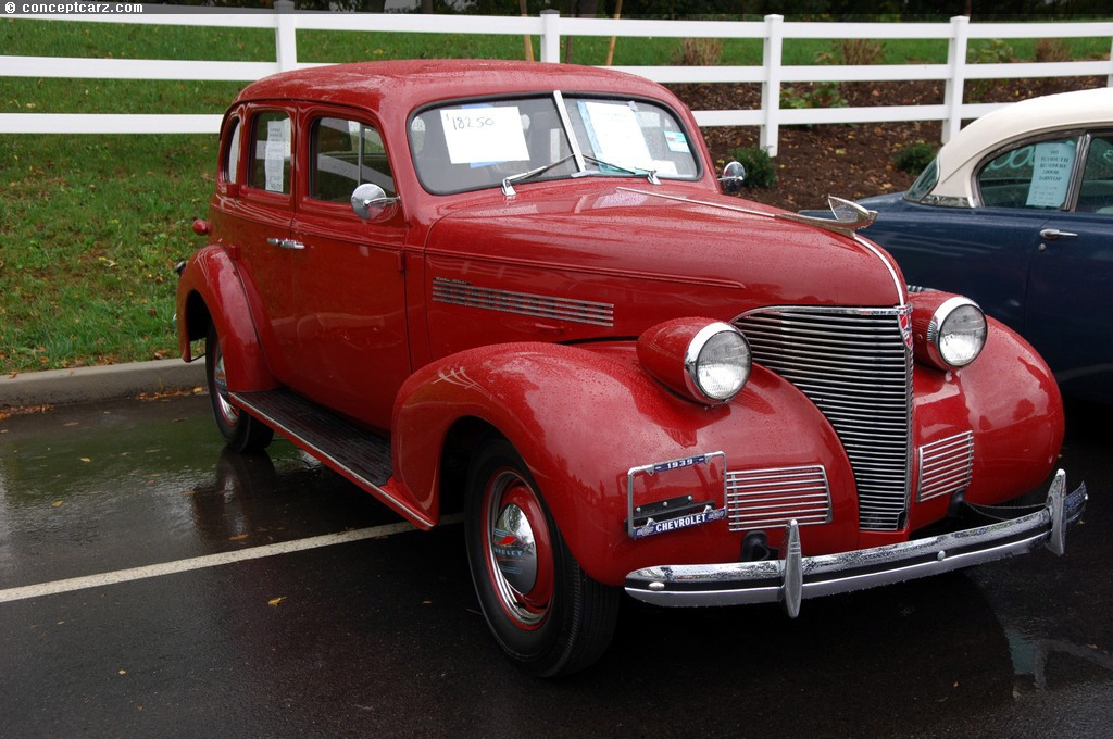 auction results and sales data for 1939 chevrolet master deluxe