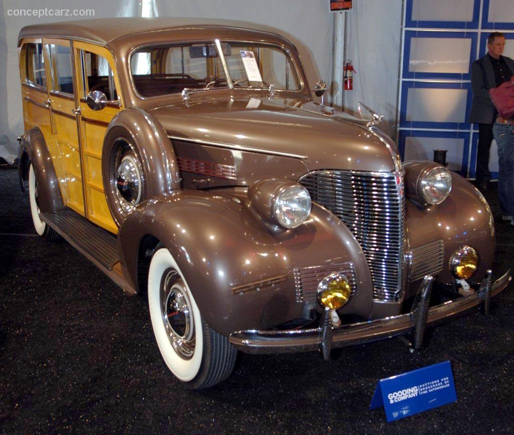 1939 Chevrolet Master DeLuxe Series JA at the Crown Royal ...