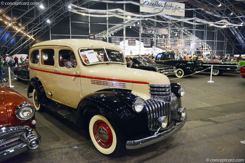 Auction Results and Sales Data for 1941 Chevrolet Series AK